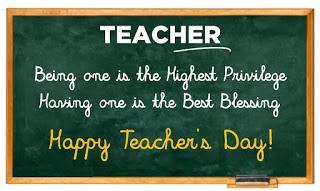 8 Gambar tentang Hari Guru