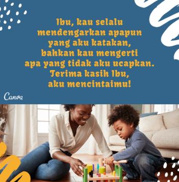 Kata Kata Mutiara Singkat Hari Ibu