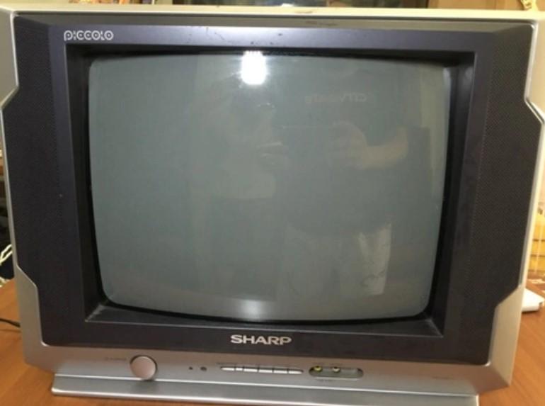 Protek TV Sharp [Led Merah dan Cara Memperbaikinya]
