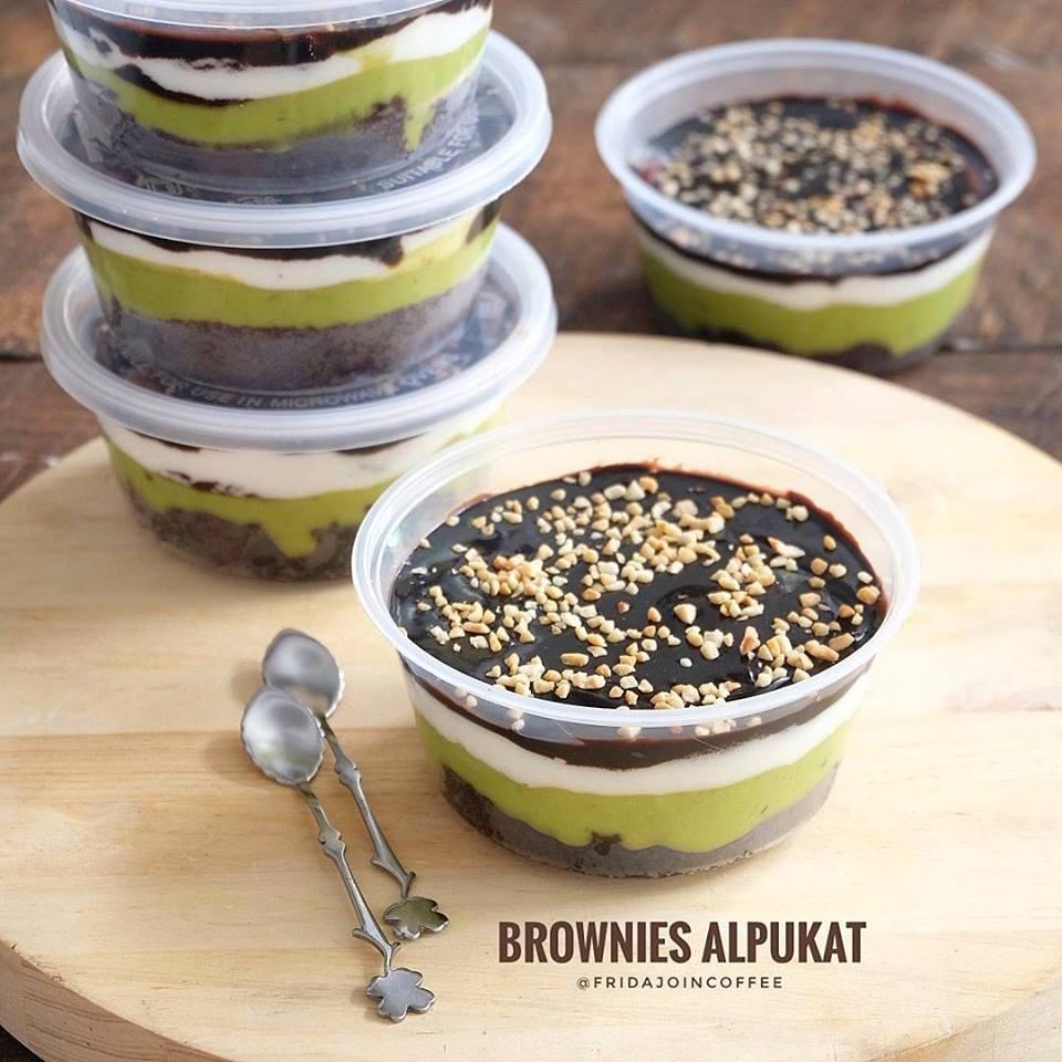 Resep dan Cara Membuat Brownies Alpukat Anti gagal