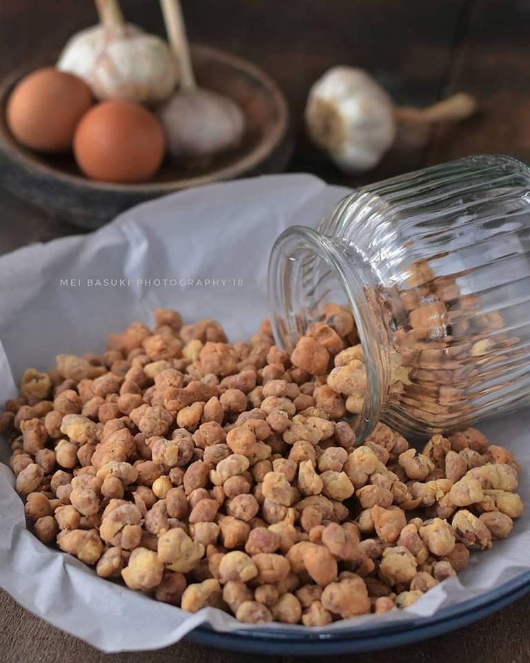 Resep dan Cara membuat Kacang Telur
