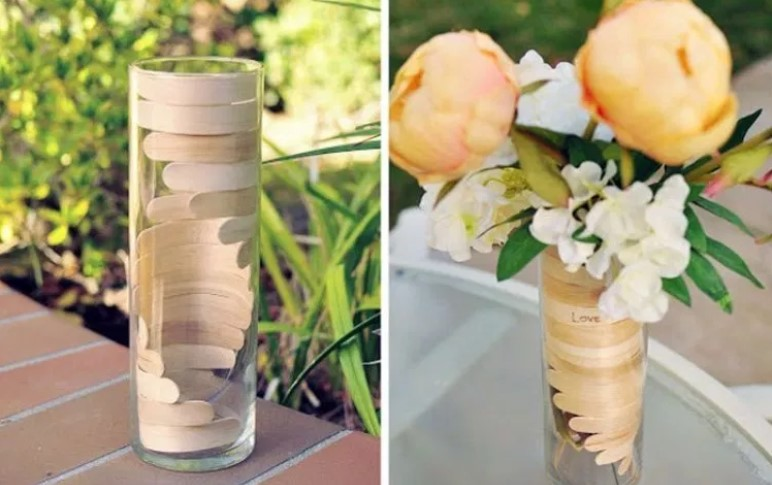 Kerajinan Vas bunga