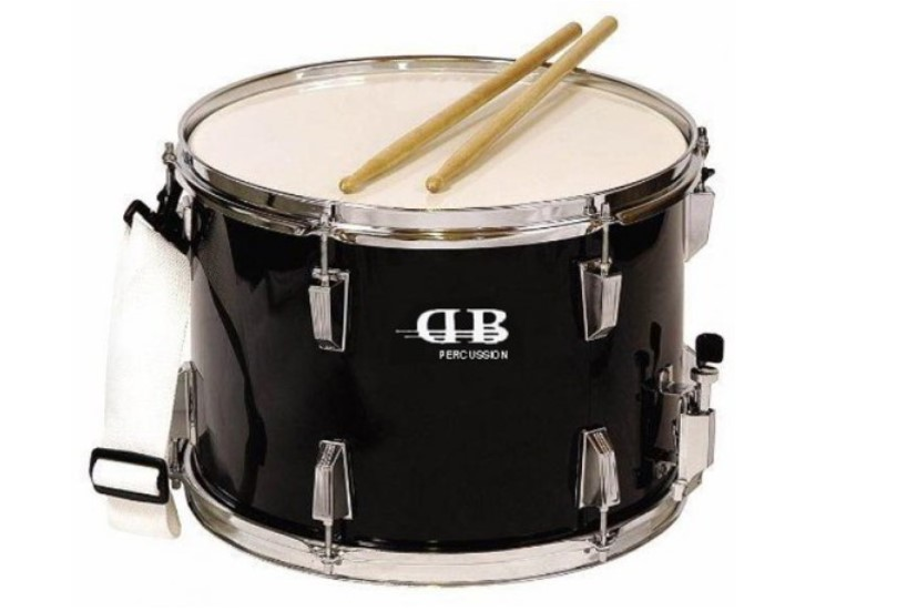 Contoh alat musik ritmis drum