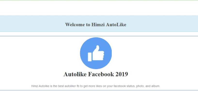 Himzi Autolike 50000