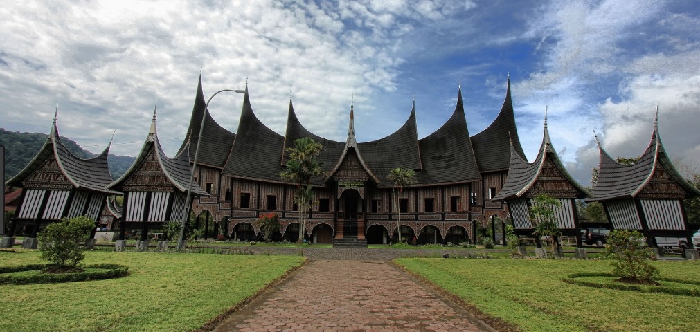 Rumah Gadang, Sumatera Barat
