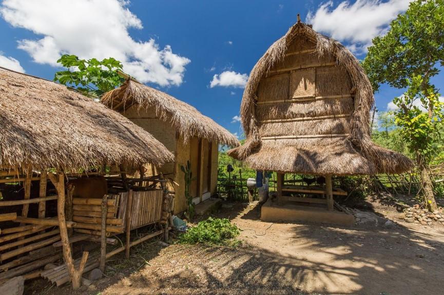 Rumah Sasak, Lombok