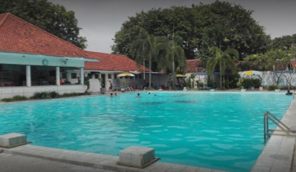 Kolam renang Hayam Wuruk - kolam renang di Surabaya