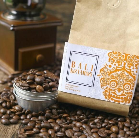 kopi kintamani - oleh-oleh khas Bali