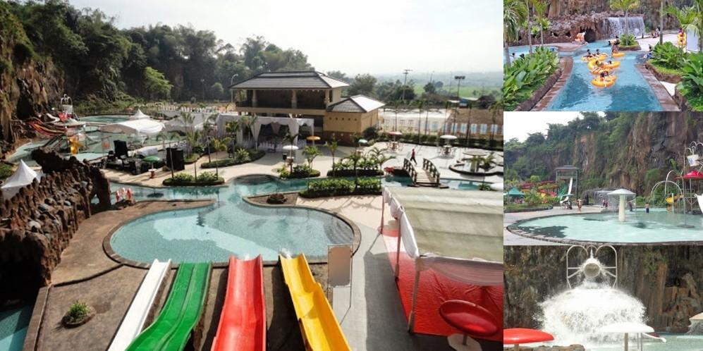 pesona nirwana waterpark soreang - kolam renang di bandung