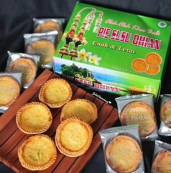 pie susu - oleh-oleh khas Bali